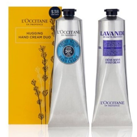 $38($58 value)Nordstrom L'OCCITANE Hand Cream Duo Set Sael