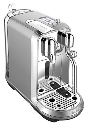 Breville BNE800BSS Nespresso Creatista Plus Coffee Espresso Machine