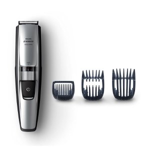 $39.77Philips Norelco Beard & Head trimmer Series 5100, 17 built-in length settings, hair clipping combs, BT5210/42