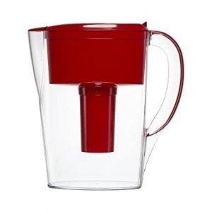 带一个滤芯Brita Spacesaver 6杯量滤水壶