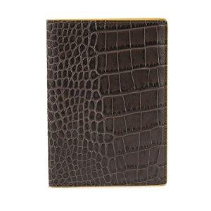 Smythson护照夹