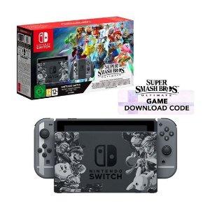 Nintendo《任天堂明星大乱斗》限定版