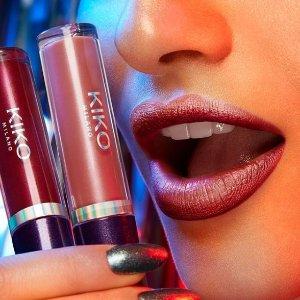 低至2.1折 1欧的睫毛膏你敢信KIKO 精选彩妆折扣区大促 吃土女孩也能开心入的平价之王