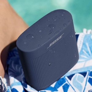 $129.99(原价$169)Bose SoundLink Color II 蓝牙音箱 五色可选