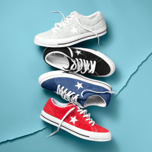 Up to 60% Off + Extra  25% OffSale @ Converse