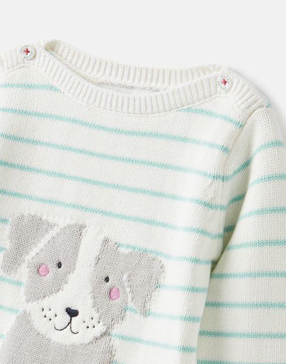 婴儿小狗毛衣