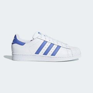 adidas Originals贝壳头运动板鞋