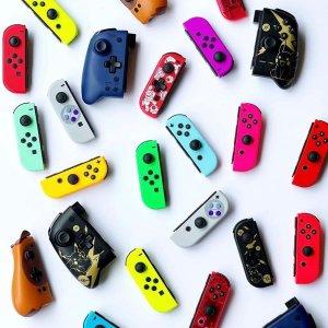 内存卡5折 £20收Switch 游戏机好用配件 种草指南来啦 成为朋友中的游戏王