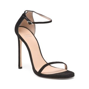 Made In Spain One Band High Heel Sandals
