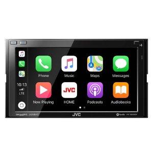 JVC CarPlay/Android Auto 车载智能触摸屏 黑五折上折