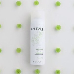 $40(Value $50)+Free GiftTravel Sized Grape Water 5-pack @ Caudalie