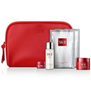 SK-II订单满$550送护肤6件套