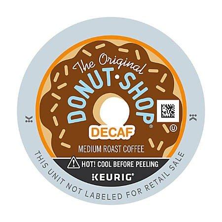 Decaf咖啡胶囊