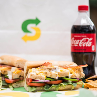 Enter Phone Number and Zip CodeGet a 6-Inch Sub for Only $2.99