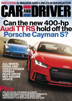 $124-Years of Car & Driver Magazine on sale