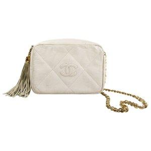 Chanel流苏链条包