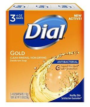 Dial 抗菌肥皂 3块状