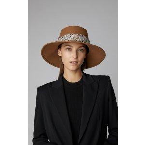 Eugenia Kim羊毛呢帽