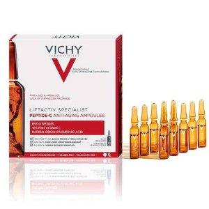 Vichy抗老、紧致、保湿反重力胜肽安瓶