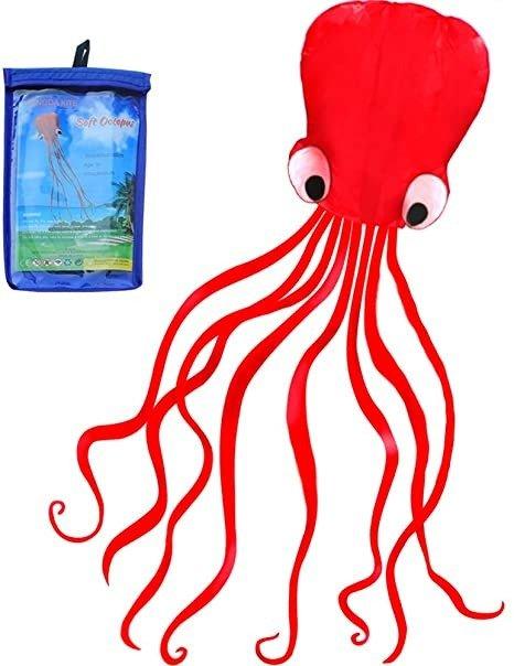 大号章鱼风筝,31*157英寸