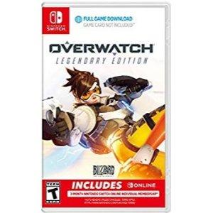 $39.99Overwatch Legendary Edition - Nintendo Switch