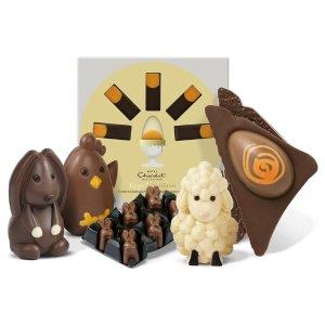 Hotel Chocolat小动物礼盒