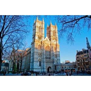 威斯敏斯特大教堂徒步游 含门票