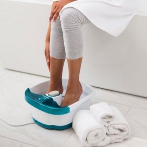 $25.32HoMedics Bubble Mate Foot Spa with Heat