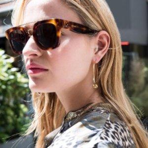 低至2.2折 收明星同款Gucci墨镜Nordstrom Rack 精选时尚大牌墨镜热卖 Gucci, Prada, Prada都参加