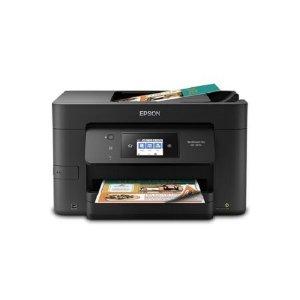 $79.99 包邮Epson WorkForce Pro WF-3720 无线多功能彩色打印机