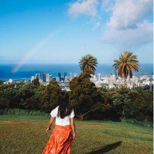 含税低至$278 打卡钻石山夏威夷航空多城市往返夏威夷机票超低好价