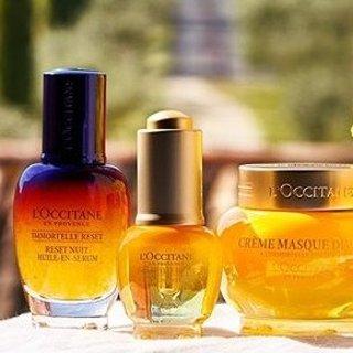 $20 OffL'Occitane Radiant Oil Skincare Duo Sale