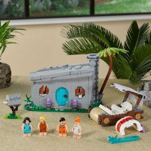 Coming Soon: $59.99Ideas The Flintstones 21316 @ LEGO Brand Retail