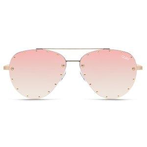 Quay AustraliaRoxanne Aviator Sunglasses