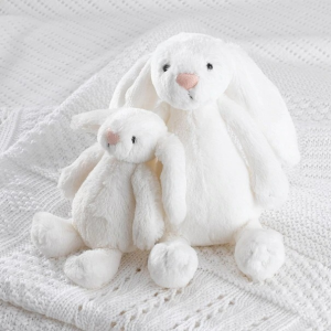 £9起收定价优势:Jellycat 经典款 收超萌兔子、熊猫、独角兽