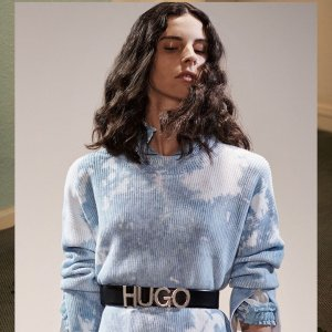 低至4折 收连衣裙、机车皮衣Hugo Boss 全场服饰大促 最后一轮降价