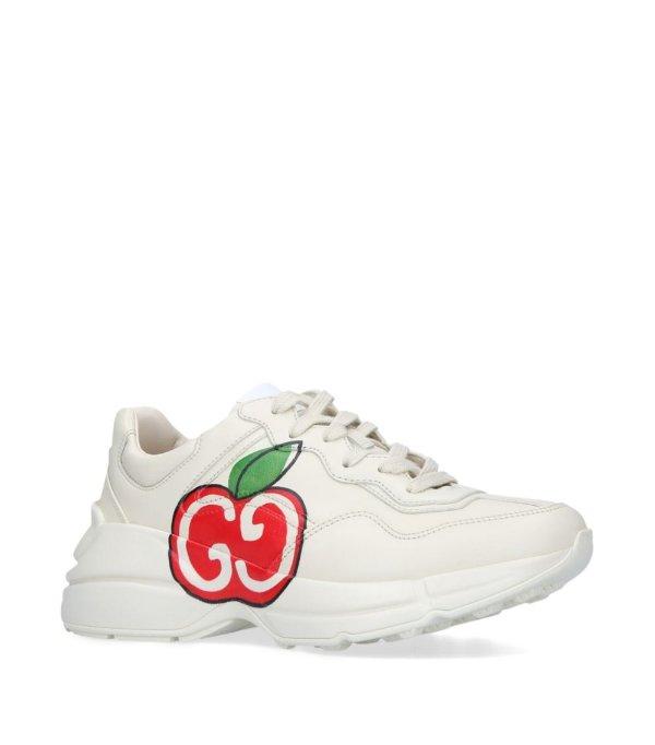 苹果老爹鞋