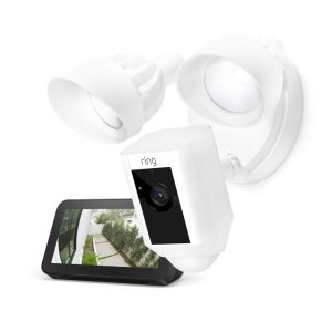 Ring Floodlight Camera with Echo Show 5