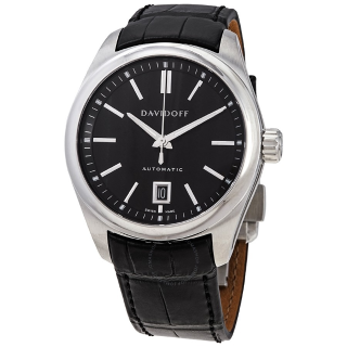 Extra $1000 OffDAVIDOFF Velocity Classic Automatic Men's Watch