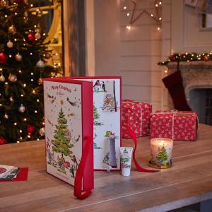圣诞护手霜3支£5闪购:Cath Kidston 圣诞系列 护手霜、礼盒套装、镜面唇膏好价