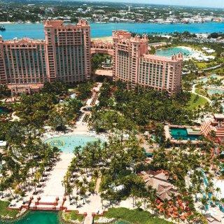 直飞往返$325起 情侣度假圣地JetBlue 纽约--巴哈马天堂岛 往返机票低价