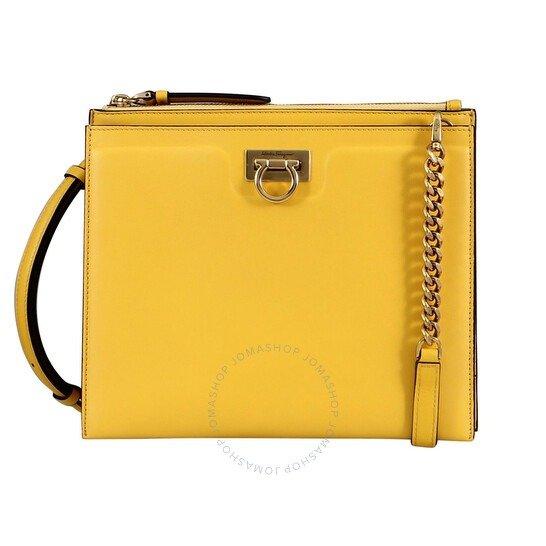 Yellow 黄色斜挎包