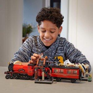 €69.99 (原价€84.99)Lego 哈利波特系列 霍格沃茨号列车