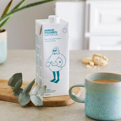 低至7.5折或第二件半价Holland Barrett 精选杏仁奶、燕麦奶热促 低碳减肥必备
