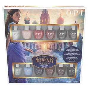 $39.96(原价$49.95) 超美配色O.P.I x Disney胡桃夹子 联名套盒