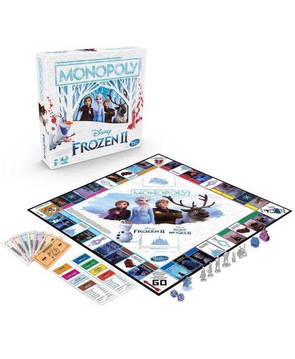 大富翁桌游 Frozen 2