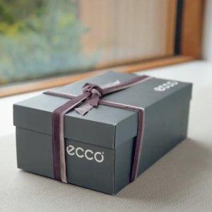 低至3折起 春节送长辈好礼物折扣升级:Ecco 2019 新年大促, 优质美鞋特卖