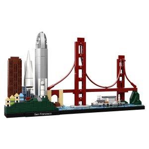 Lego旧金山 21043 | 建筑系列