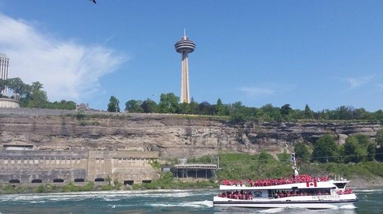 不得不去的尼亚加拉大瀑布之行Niagara Falls