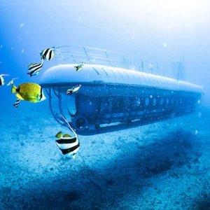 $118 + $20 off $60Waikiki Atlantis Undersea Submarine Adventure